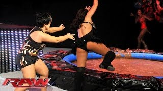 Vickie Guerrero vs. Stephanie McMahon: Raw, June 23, 2014