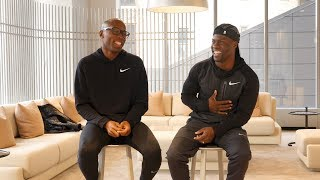 1 on 1 With Kevin Hart For the New York Marathon