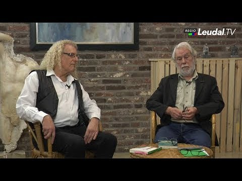Literaire Galerie, Gasten Ton van Reen en Piet Poell, Deel 1