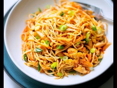 Chicken Stir Fry With Noodles Recipe