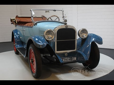 Dodge Brothers Series 116 Touring convertible 1925 -VIDEO- www.ERclassics.com
