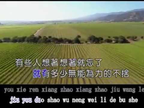 pin yin 走着走着就散了 zou zhao zou zhao jiu san le