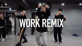 Work Remix - A$AP Ferg / Shawn Choreography