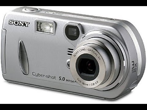 SONY DSC-P92 CAMERA USB DOWNLOAD DRIVERS