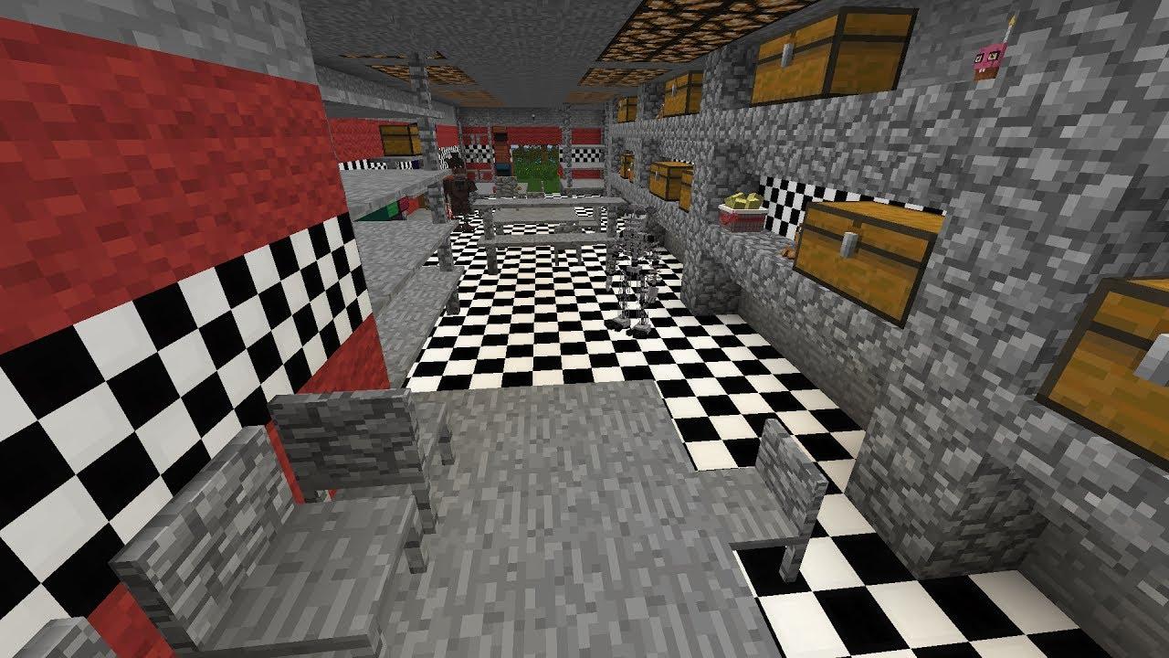 Download Minecraft FNAF Universe Mod   Storage Room (EP 9)
