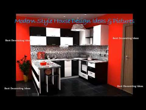Red and black kitchen designs | Inside Interior Design ...
