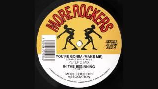 More Rockers- You're Gonna (make Me) Roni Size & Dj Krust Remix (2kr003)