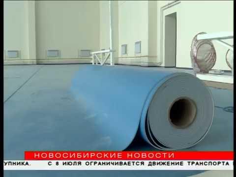 Новую трёхэтажную школу на Плющихинском готовят к сдаче