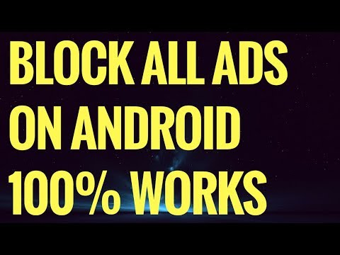 BLOCK ALL ADS ON ALL APPS ON ANDROID DEVICES (SHOWBOX, TERRARIUM, MOBDRO, ETC)
