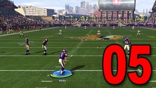 Madden 16 Ultimate Team - Part 5 - FIRST ONLINE GAME! (MUT Let's Play)(Sorry about no game audio, I had a setting wrong! Enjoy! Buy this game: http://amzn.to/1JckKef Madden 16 Playlist: http://bit.ly/1JrYfU0 Check out my main ..., 2015-08-27T17:01:24.000Z)