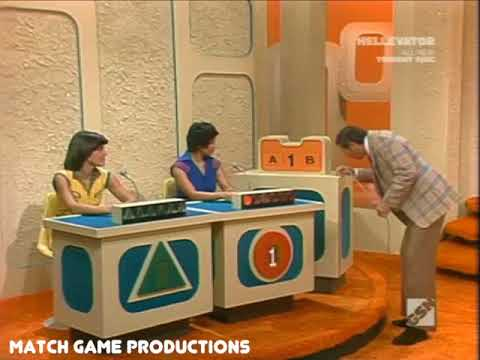 Match Game 77 Episode 955 Bonus: Family Feud  with Dick Martin