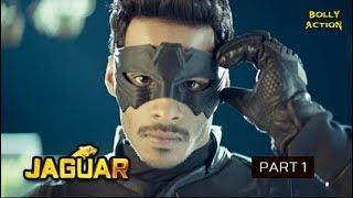 Jaguar Full Movie Part - 1 | Hindi Dubbed Movies | Nikhil Gowda Movies | Action Movies