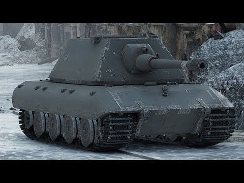 World of Tanks E100 - 9 Kills 10,1K Damage