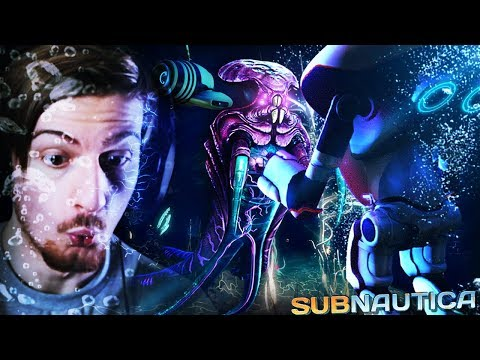 EXPLORING THE DEEP WATERS. (Things get scary..) || Subnautica (Part 8) Full Release