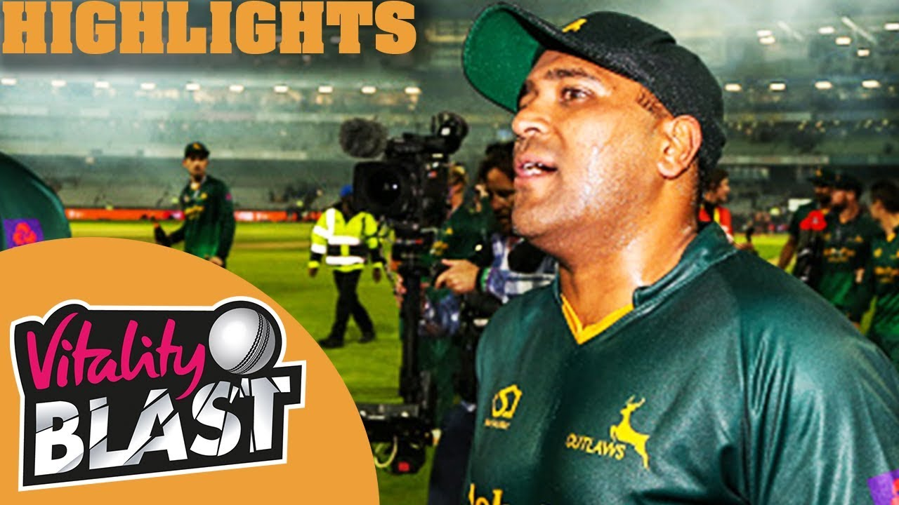 Notts Do White Ball Double   Highlights   Blasts From The Past   Episode 5