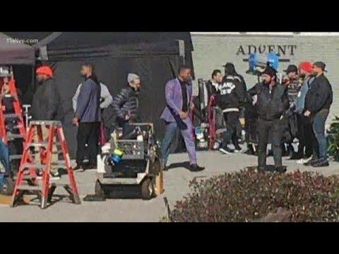 'Bad Boys For Life' filming here in metro Atlanta