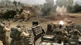 Company of Heroes: How to Play as the British