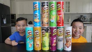 CKN Pringles Challenge Fun