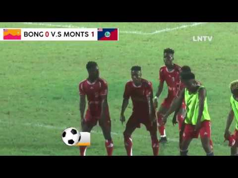 MONTSERRADO VS. BONG MATCH FINAL HIGHLIGHTS  LIBERIA'S COUNTY MEET 2018