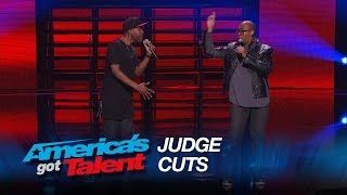 Craig Lewis Band: Michael Bublé Hits the Golden Buzzer for Singing Duo - America