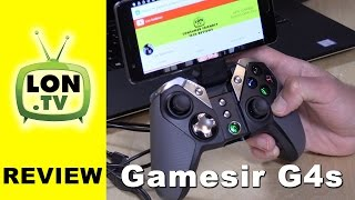 Gamesir G4s Review - Android and Windows Wireless Game Controller - Bluetooth and x-input Dongle