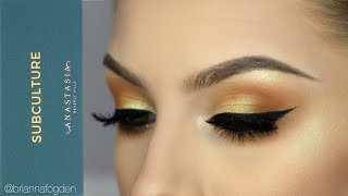 Video Eye Makeup Tutorial with the SUBCULTURE Palette from Anastasia Beverly Hills download MP3, 3GP, MP4, WEBM, AVI, FLV Juni 2018