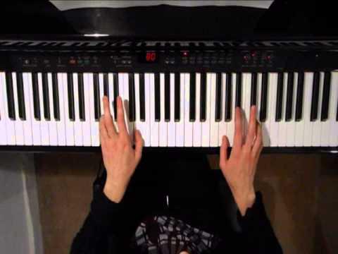 Grade 4 Piano -  Yinghai Xiong Mao ( The Panda) 2013/2014