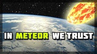 Hearthstone - In Meteor We Trust
