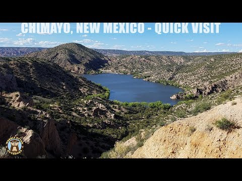 Chimayo, New Mexico   Camp & Sites