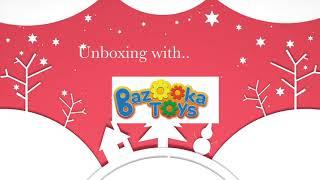 Unboxing Xmas Toys