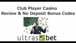 Club Player Casino Review & No Deposit Bonus Codes 2019