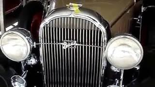 1932 BUICK PHAETON MODEL 68 C - A RARE GEM SELDOM SEEN