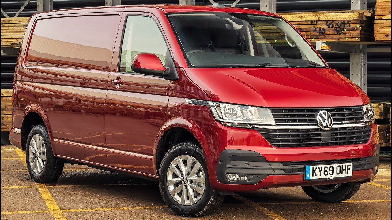 2020 Volkswagen Transporter Interior