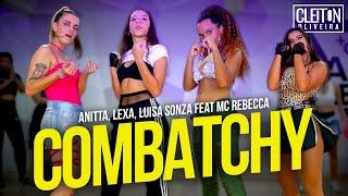 Baixar Combatchy - Anitta, Lexa, Luisa Sonza ft. MC Rebecca (COREOGRAFIA) Cleiton Oliveira  @CLEITONRIOSWAG