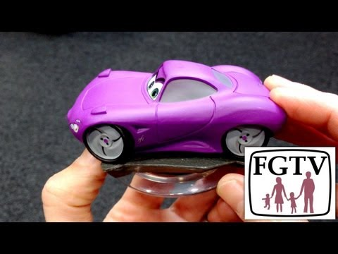 Detailed Run Down of Disney Infinity Cars Collectables