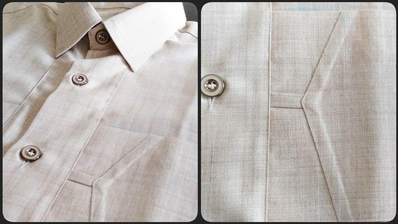 Safari suit stitching