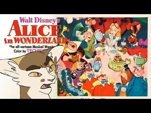Alice in Wonderland(1951)-Animation Pilgrimage