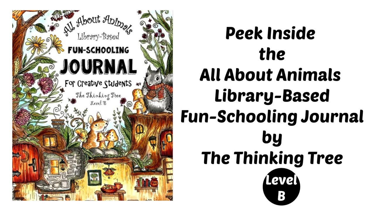 All about animals library based fun schooling journal by thinking all about animals library based fun schooling journal by thinking tree solutioingenieria Image collections