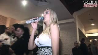 DENISA  -  AM ZILE BUNE ZILE CU SOARE (TALENT SHOW LIVE 2013)