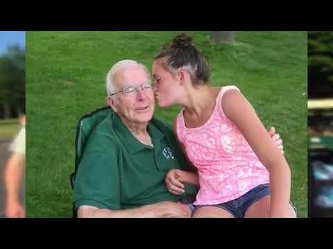 Happy 90th Birthday Grandpa Juengel