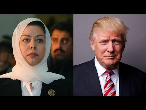 Saddam Hussein's Daughter Praises Donald Trump