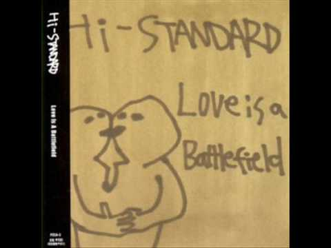 HI-STANDARD - My first kiss