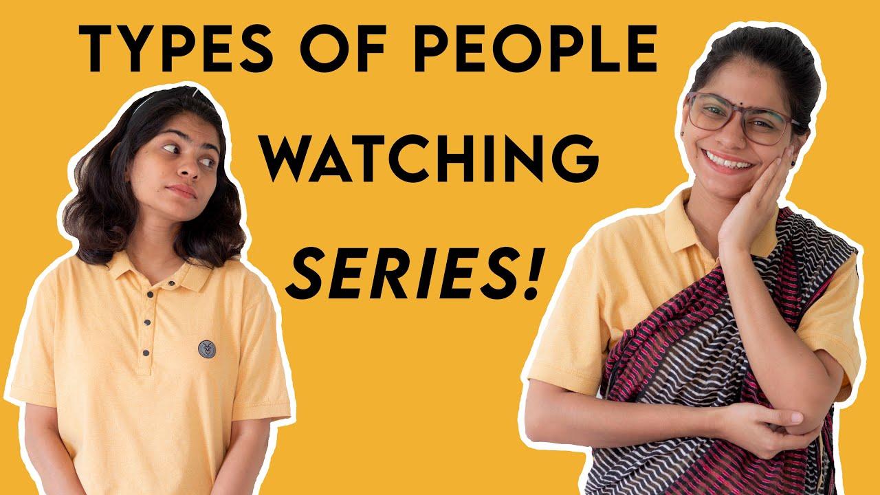 Types of People Watching Series | Set of Two | Malayalam