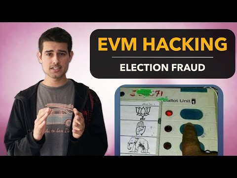 Truth behind EVM Machine Hacking | Electronic Voting Fraud in India by Dhruv Rathee