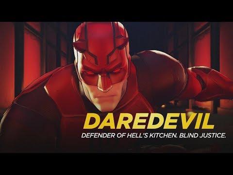 Marvel Ultimate Alliance 3 The Black Order - Daredevil First Appearance