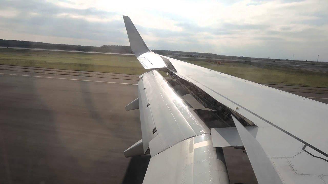 飛行機の翼の動作(着陸時) - youtube
