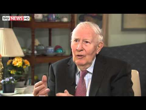 Sir Roger Bannister Recalls His Record Mile