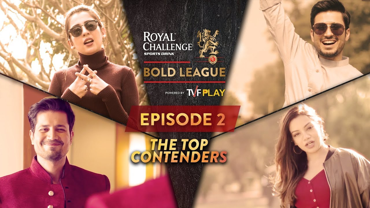 Download Royal Challenge Sports Drink Bold League Season 2 | EP 2 | The Top Contenders
