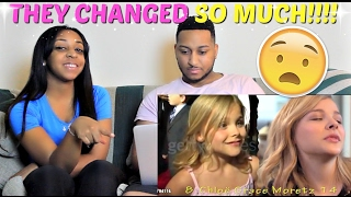Famous Kids Then And Now REACTION!!!!