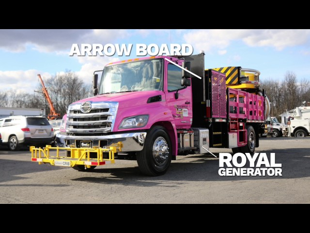 Royal Displays at CONEXPO 2017